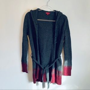MERONA | Cardigan with Toggle Buttons
